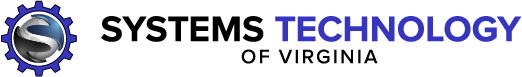 Systems Technology of Va logo graphic